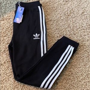 New with Tags Adidas Trefoil Pants - Joggers